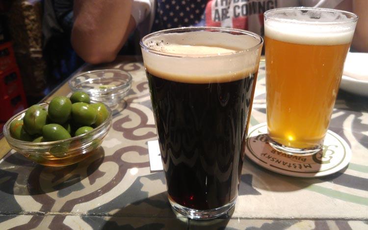 cerveza de barril irreale mikkeller