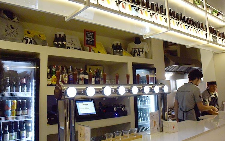 cerveza de barril madriz hop republic