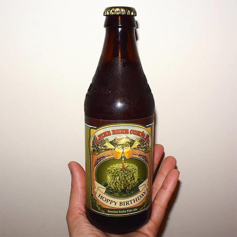 tributo a cervezas americanas - alpine-beer