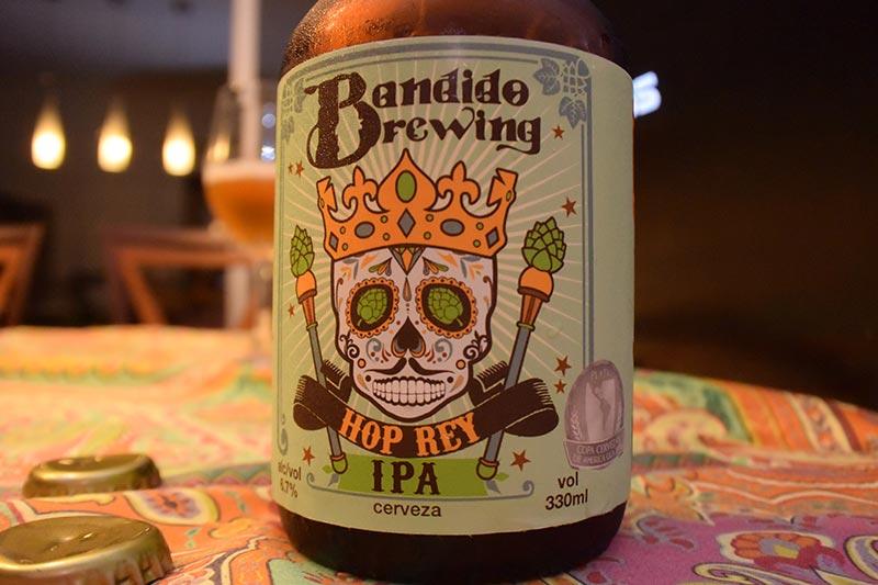 bandidos brewing cerveza artesanal