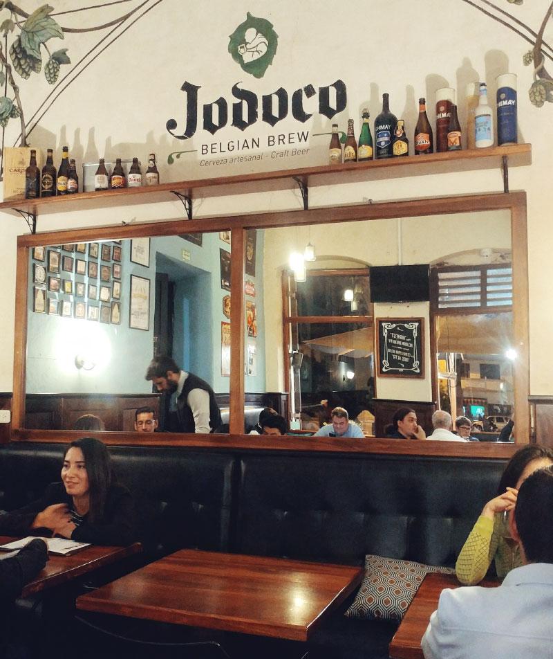 Jodoco Belgian Brew