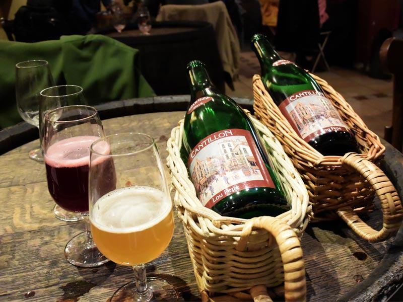 Visita a cantillon